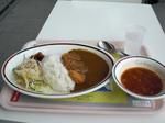 090カツカレー スープ.JPG