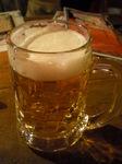 横浜 THUMBS UP ビール.JPG